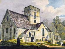 St Peter's Church, Stanton Lacy